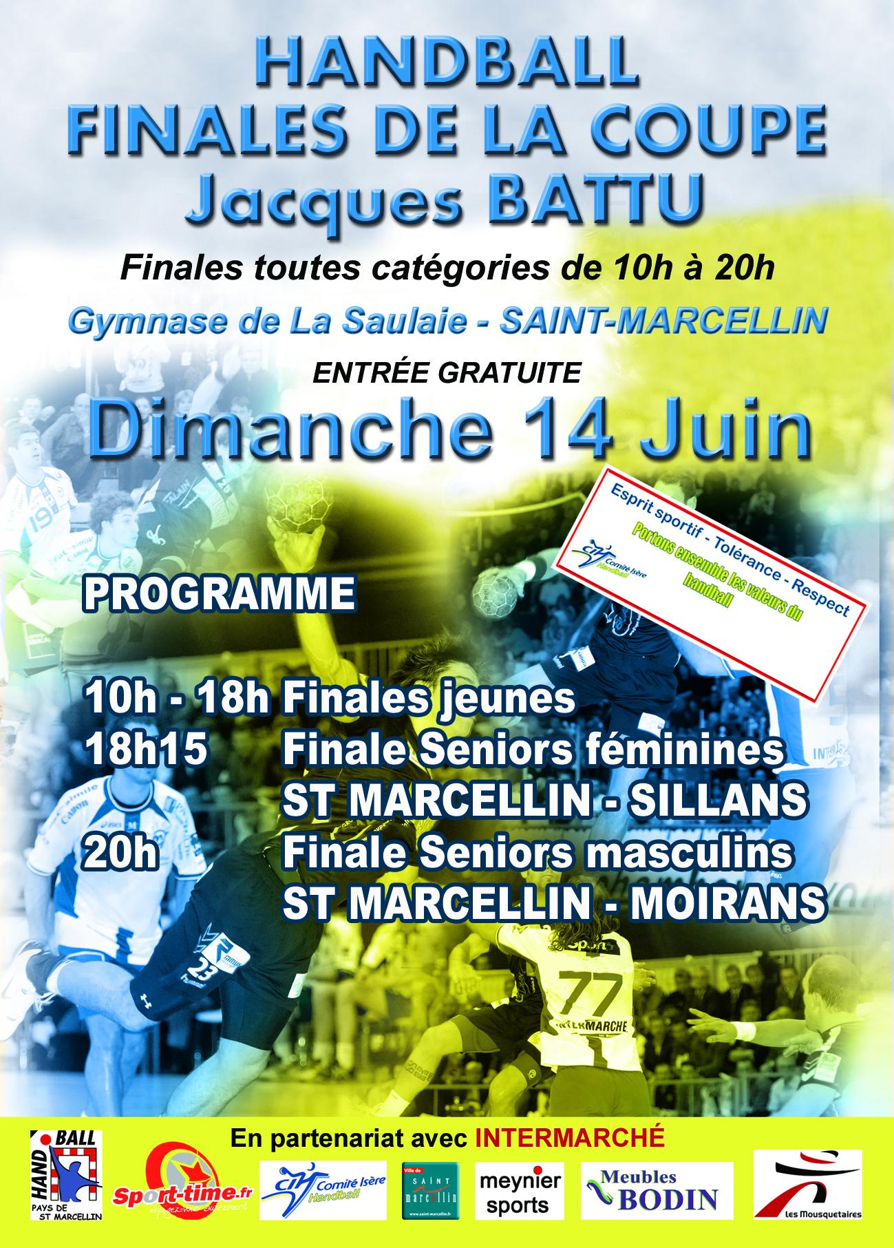 Finales Coupe Jacques Battu